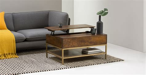 Lomond Lift Top Coffee Table With Storage Mango Wood And Mango Wood Coffee Table With Storage