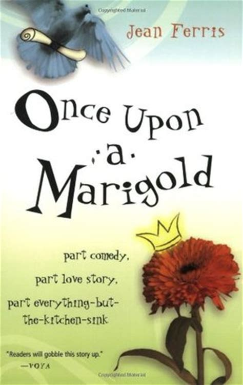 upon the once upon a marigold upon a marigold 1 by jean ferris