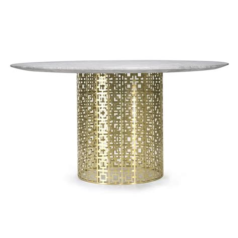 Jonathan Adler Dining Table Jonathan Adler Nixon Dining Table The Modern Shop