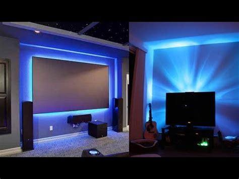 led lights decoration ideas 20 amazing led tv backlight decoration ideas 2017 led tv