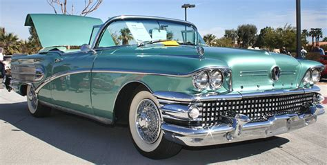 1958 buick roadmaster 75 convertible oldcars site