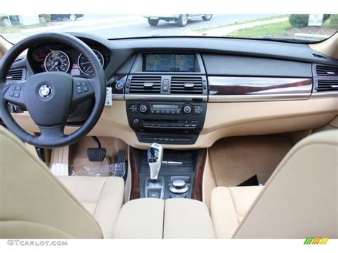 bmw x5 dashboard 2009 bmw x5 xdrive30i sand beige nevada leather dashboard