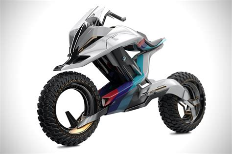 Bmw I Motorrad bmw motorrad concept z motorcycle can drive itself has