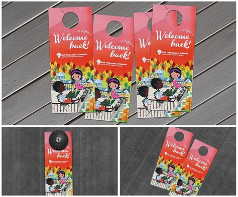 Door Hanger Printing by 4x12 Door Hanger Printing