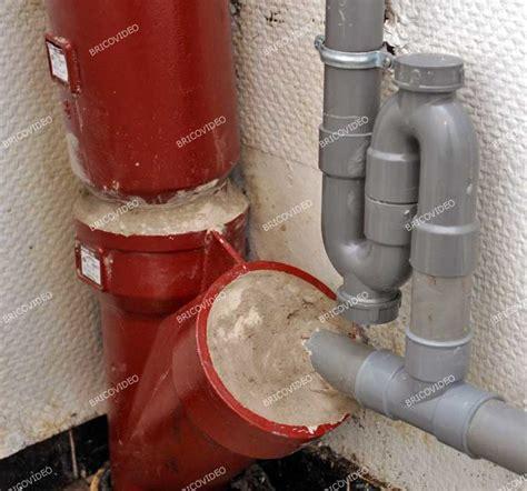 canalisation cuisine bouch馥 r 233 ponses plomberie bricolage evacuation tout 224 l 233 gout