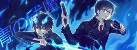 blue exorcist profile covers