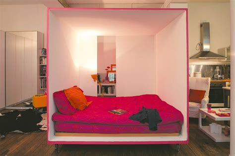 what does studio bedroom mean mobile bed cube great idea for a studio apartment enpundit