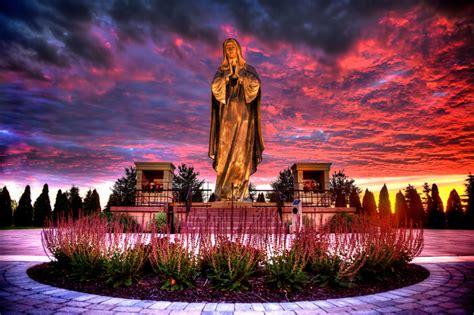 Shrine Of Christ S Passion St John Indiana » Home Design 2017