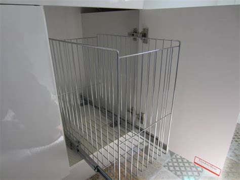 Lincoln sentry bathroom amp laundry storage wire basket pull out bathrooms are us brisbane