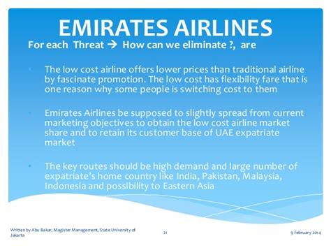emirates customer service indonesia emirates airlines draft strategic 2013 2014
