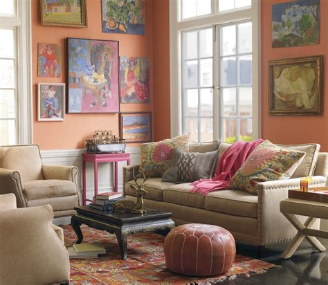 Theme Living Room by How To Decorate Moroccan Living Room