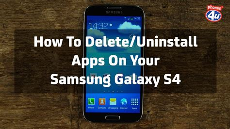 how to download and delete apps on a htc wildfire phone o2 guru how to delete uninstall apps on your samsung galaxy s4