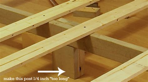 how to build a king size bed frame how to build a custom king size bed frame the thinking closet