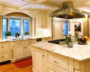 What Color To Paint Kitchen With White Cabinets The Luxury Kitchen With White Color Cabinets Home And