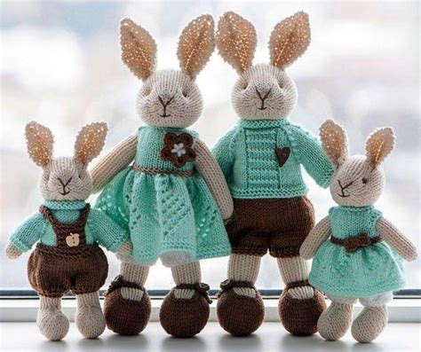 tiny knitted animals patterns the 25 best ideas about knitting toys on