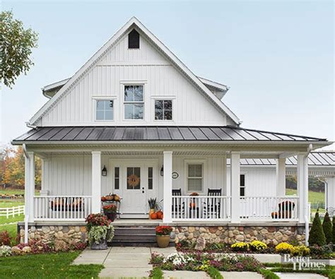 modern farmhouse porch 60 modern farmhouse exterior design ideas house