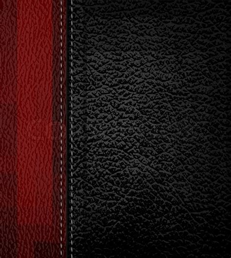 Home Design 3d Gold Free For Iphone black leather background with red leather strip vector