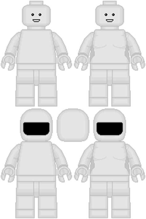 Lego Minifigure Template by Template For Lego Minifigs By Taiko554 On Deviantart