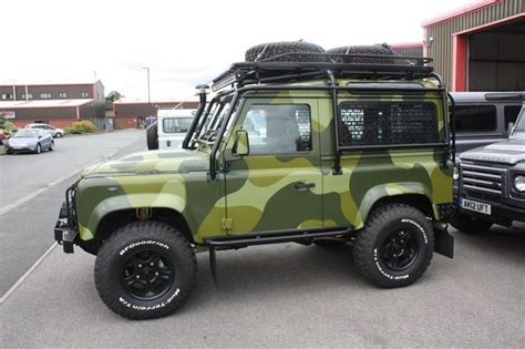 5 Fw Ca Land Rover Def Camouflage Forest 17 best images about landy s on cers land