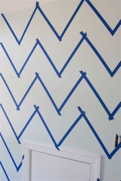 chevron template for walls eazy way to do chevron walls as as you re allowed