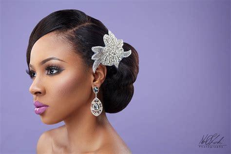 naija bridal hair styles a perfect bridal makeup muse 5 stunning looks from beauty