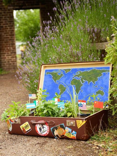 plant a container herb garden garden grit magazine how to plant an herb container garden hgtv
