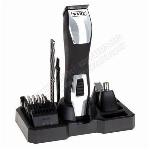wahls groomsman pro all in one rechargeable grooming kit wahl 6530 groomsman pro all in one rechargeable trimmer