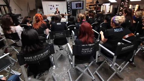 Makeover Makeup Academy make up for academy the visit
