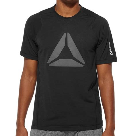 Tshirt Reebok 1 reebok fitness delta 1 sleeve t shirt sportsshoes