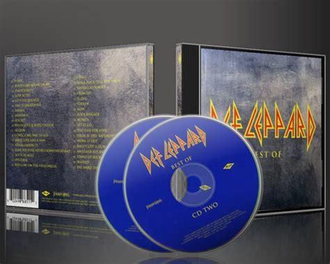 Def Leppard Best Of Def Leppard 1cd 2004 blood and honor metal def leppard best of 2004