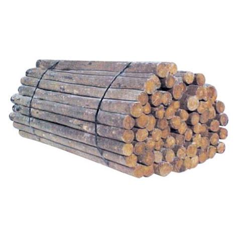 Landscape Timbers Tsc Cca Pressure Treated Wood Post 3 5 In X 6 5 Ft