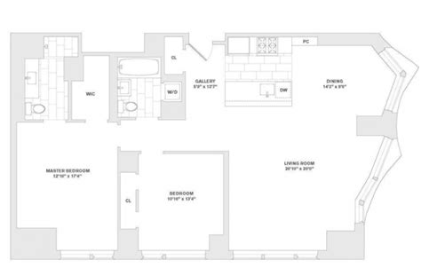 8 spruce floor plans 8 spruce street apartments for rent in financial