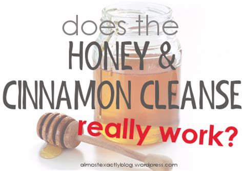 Cinnamon And Honey Detox by Honey Cinnamon Cleanse Facts To Back It Up Almost