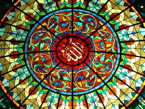 islamic pattern glass rise of glass industry in golden age of muslim