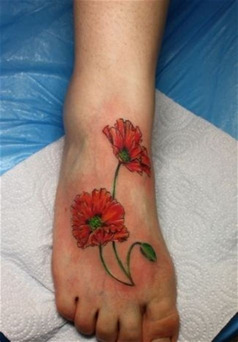 poppy tattoo designs foot best 25 poppy ideas on poppy