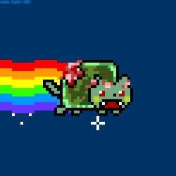 Halloween Photo Backdrop Zombie Nyan Cat Nyan Cat Wiki Fandom Powered By Wikia