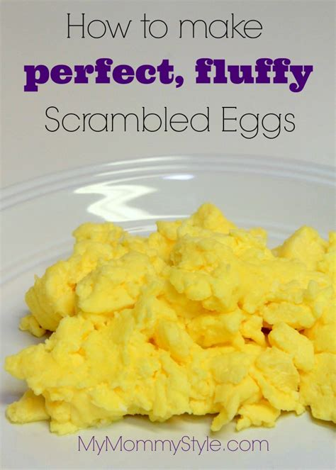 how to scramble an egg recipe dishmaps