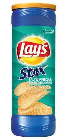 salt ls walmart canada lay s stax salt vinegar potato chips walmart canada