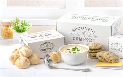 Spoonful Of Comfort by Spoonful Of Comfort Chicken Soup Delivery Packages