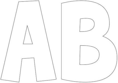 moldes de letras minusculas grandes  imprimir