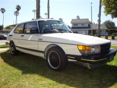auto body repair training 1984 saab 900 electronic throttle control sell used 1984 saab 900 turbo hatchback 2 door 2 0l in ventura california united states for