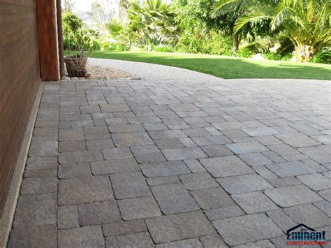 backyard designs with pavers large and beautiful photos