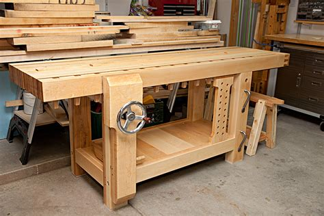 roubo woodworking bench brian s benchcrafted split top roubo the wood whisperer