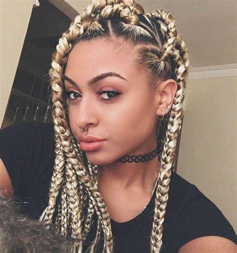 dookie braids 2015 20 eye catching ways to style dookie braids blondes