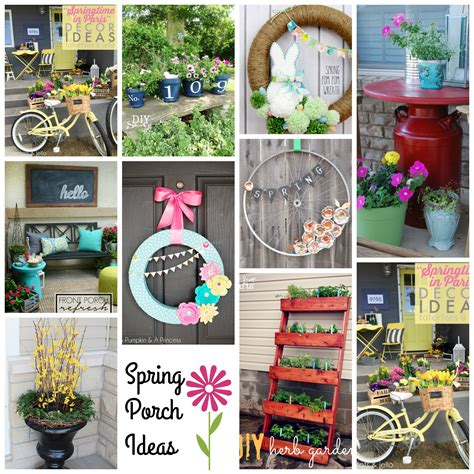 diy spring decorating ideas 10 outdoor spring decorating ideas inspiration diy