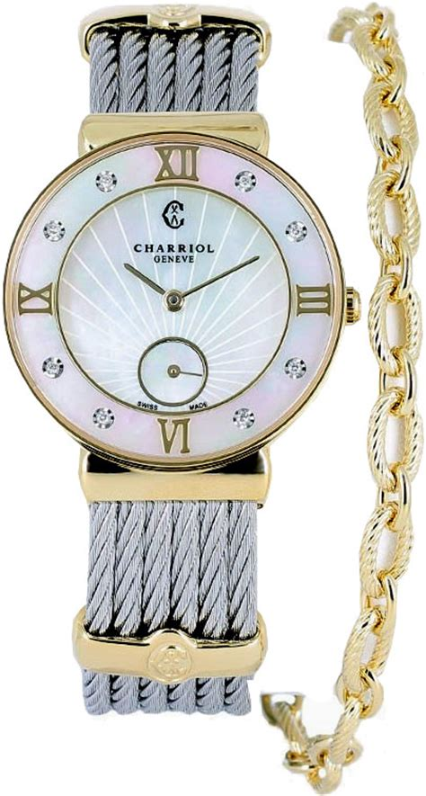 Charriol 30mm charriol st tropez 30mm model st30yd 560 009