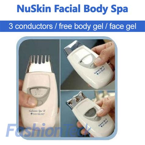 10 Reasons To Buy Nu Skin Galvanik Spa by Drop Shipping Nu Skin Nuskin Ageloc Galvanic Spa System