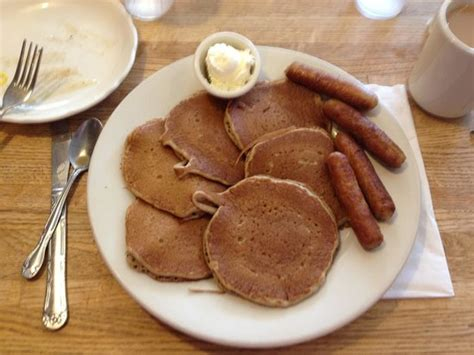 pancake house nj fresh strawberry pancakes and cream picture of the
