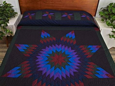 Amish Lone Quilt by Lone Quilt Wonderful Skillfully Made Amish Quilts