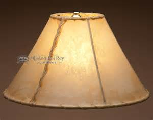Rawhide Chandelier Lamp Shades 14 Rawhide Lamp Southwestern
